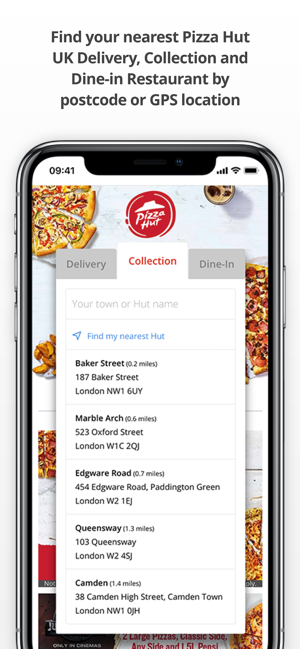 Pizza Hut Delivery Takeaway On The App Store