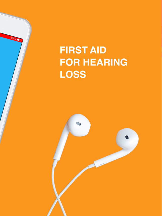 ‎Petralex Hearing Aid App Screenshot