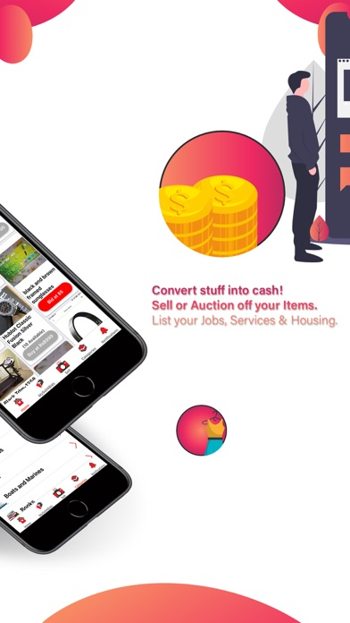 Sell4Bids: Buy & Sell Locally screenshot two
