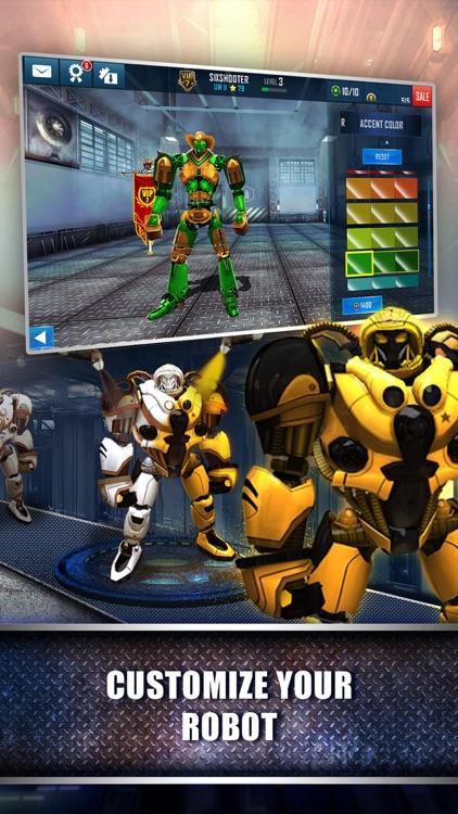 Real Steel World Robot Boxing screenshot-6