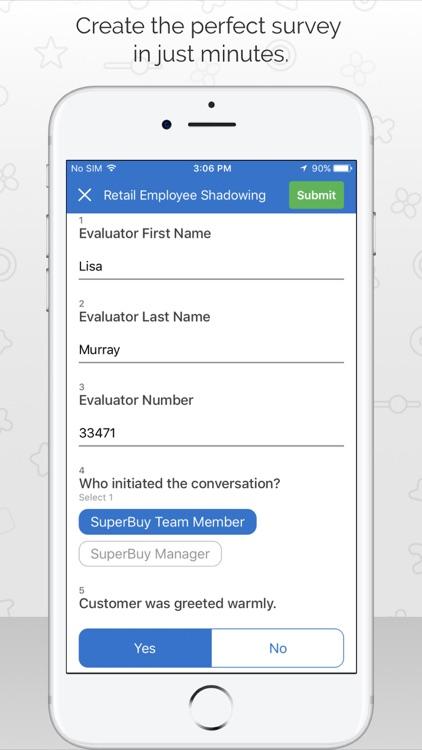 QuickTap Survey & Form Builder