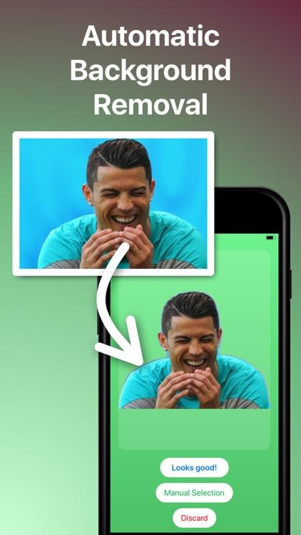 WhatSticker - Sticker Creator screenshot-0