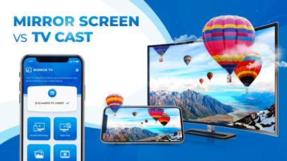 Herunterladen Miracast: Screen Mirroring für Pc