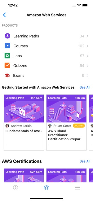 Cloud Academy on the App Store