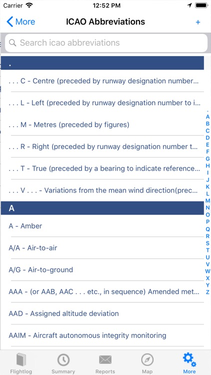 ROTAIR FlightLog screenshot-9