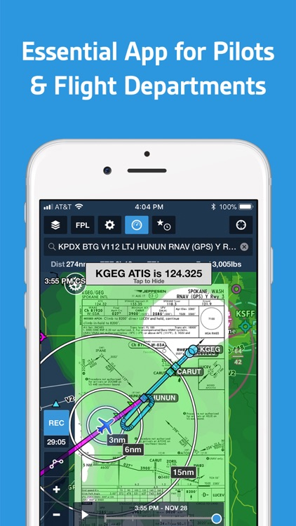 ForeFlight Mobile EFB