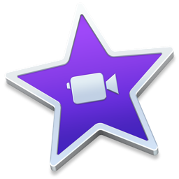 Ícone do app iMovie
