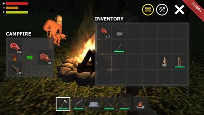 Survival Simulator screenshot two
