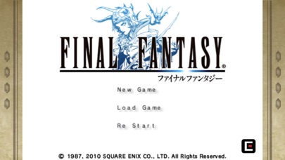 FINAL FANTASY screenshot1