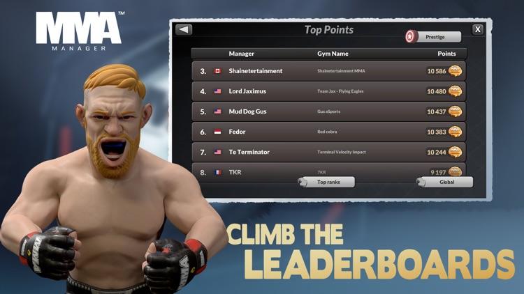 MMA Manager 2021 screenshot-5