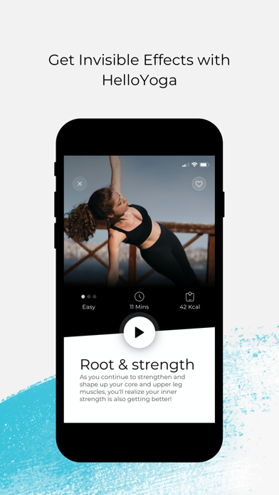 HelloYoga - Workout & Fitness wiki review and how to guide