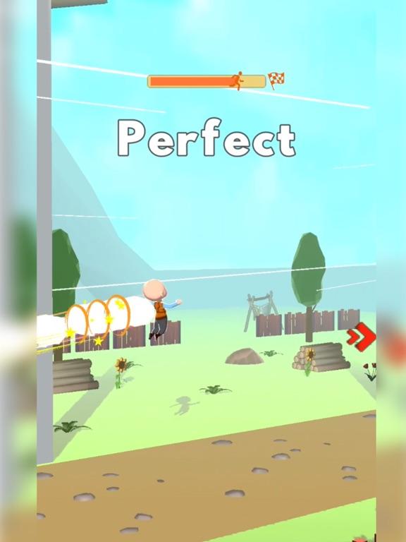 Swing Jumper! screenshot 11