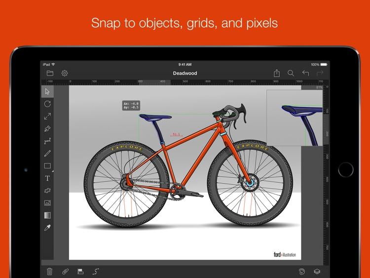 Bez - Vector Illustrator screenshot-3