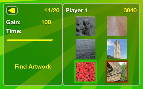 Screenshot of iSong Quiz SE