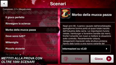 Screenshot for Plague Inc. in Italy App Store