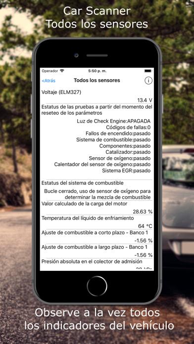 Screenshot for Car Scanner ELM OBD2 in Chile App Store
