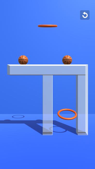 Through the Hoop - Tap & Break screenshot 4