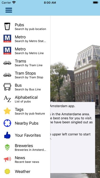 Beer Guide Amsterdam