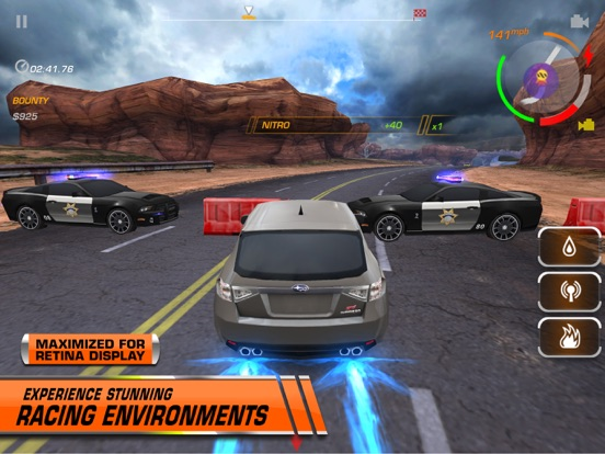 Need for Speed™ Hot Pursuit for iPad - Screenshot 4