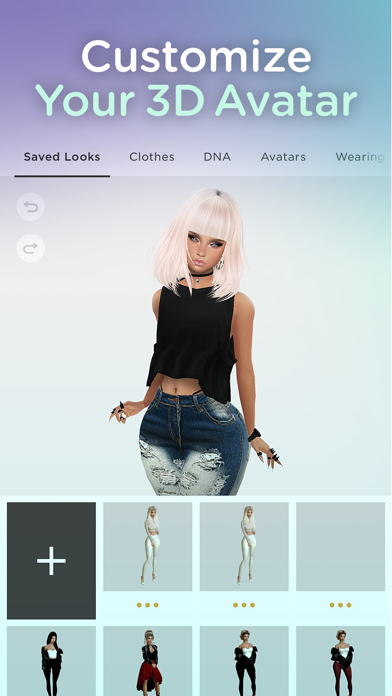 IMVU: 3D Avatar Creator & Chat Screenshot