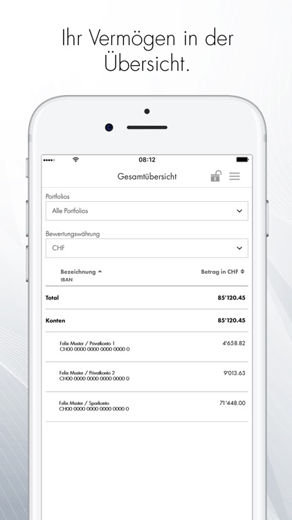 BLKB Mobile Banking App