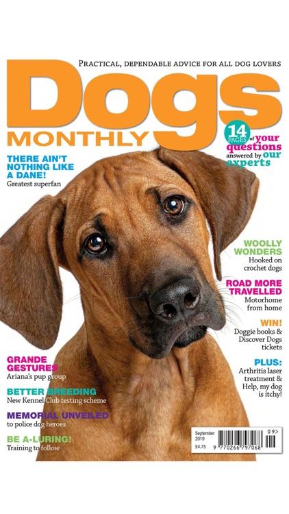 Dogs Monthly Magazine screenshot-6