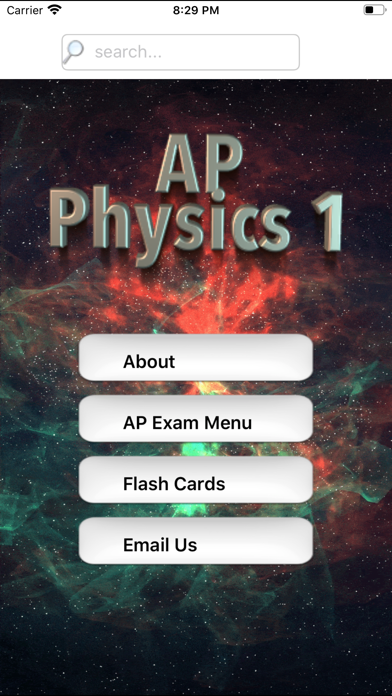 AP Physics 1 Prep screenshot 1