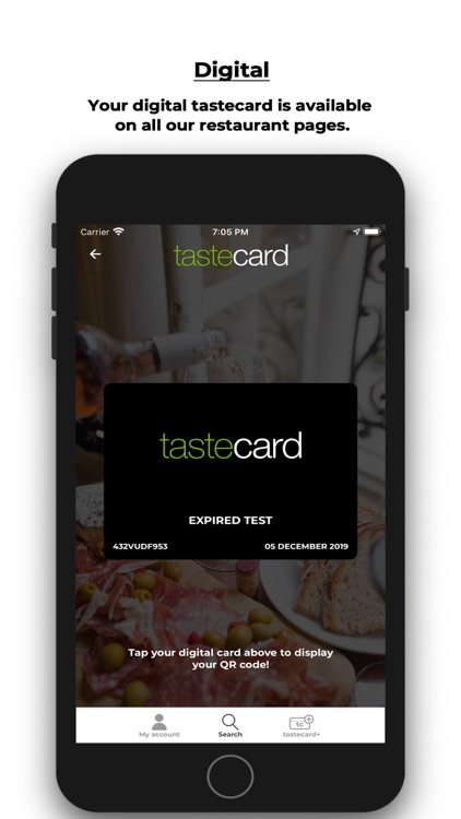 tastecard dining discounts screenshot-7