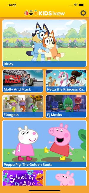 ABC KIDS iview on the App Store