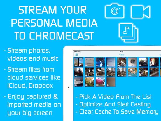 Screenshot #6 pour Video & TV Cast + Chromecast