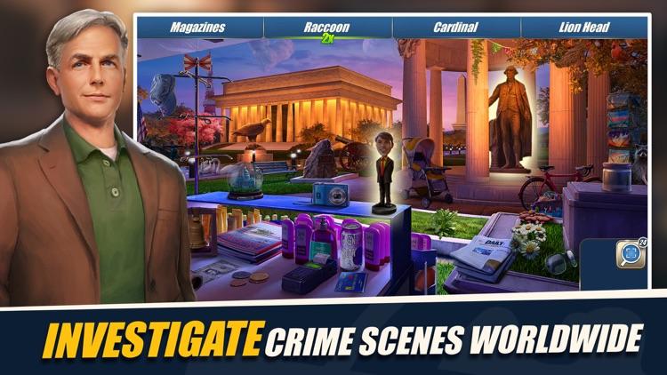 NCIS: Hidden Crimes screenshot-0