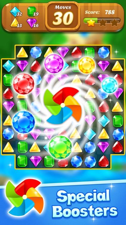Jewel & Gems Mania 2020 screenshot-4