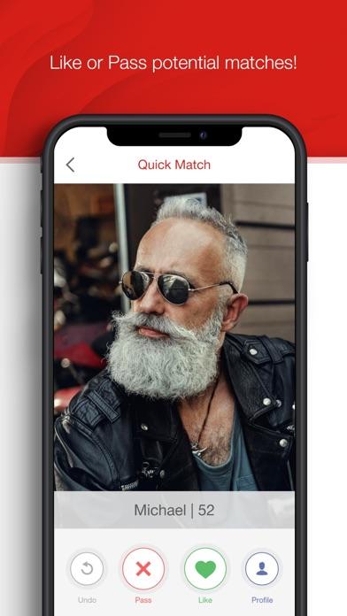 Bikers Dating screenshot two