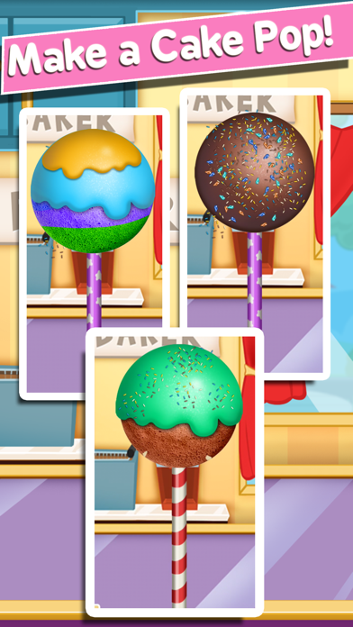 Cake games screenshot 2