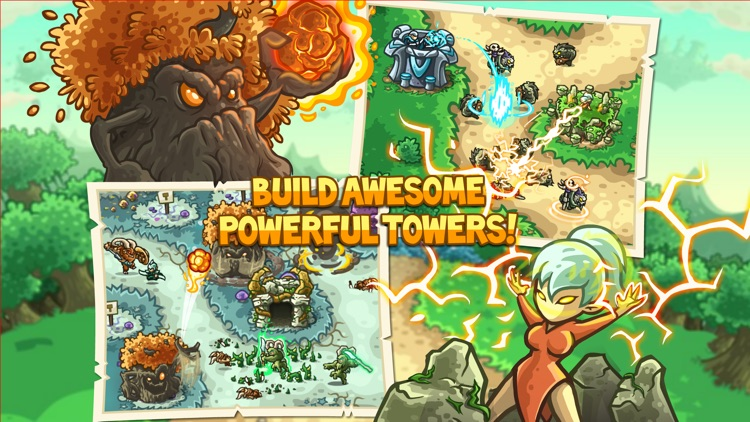 Kingdom Rush Origins screenshot-1
