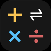 CALC - A Scientific Calculator with Convertor and Timer for the iPad, iPhone & iPod Touch icon