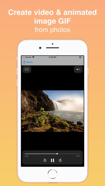 Pictovid - Video & GIF Creator
