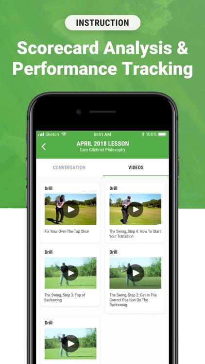 Golf GPS & Scorecard by SwingU screenshot-7