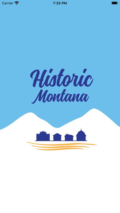 Historic Montana screenshot one