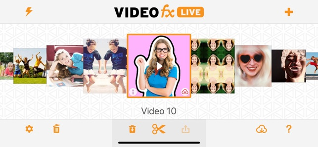VideoFX Live on the App Store