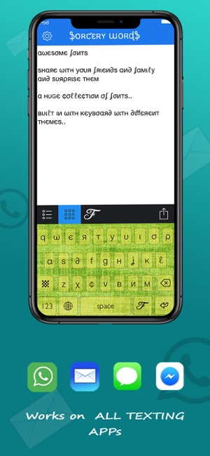 Fancy Fonts - Fancy Keyboard on the App Store