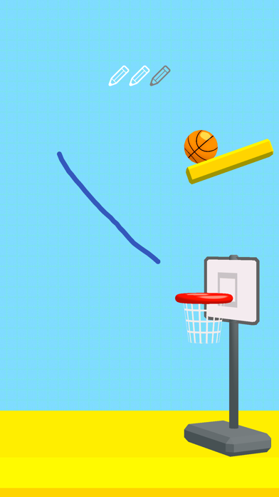 Draw Dunk! screenshot 5