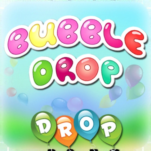 Bubble Drop Puzzle Game