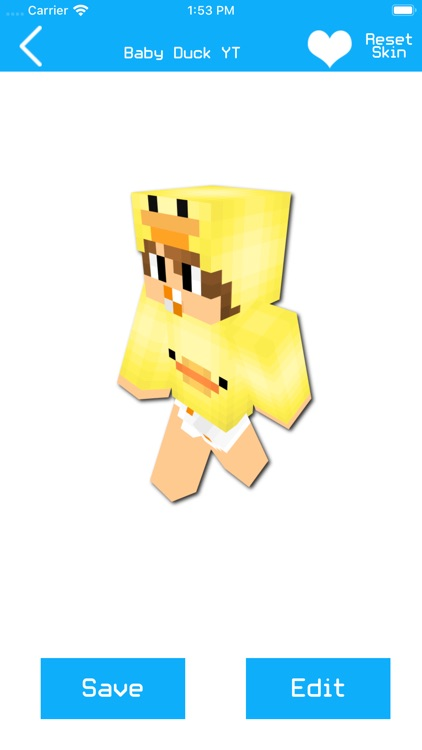 Baby Skins for Minecraft PE screenshot-3