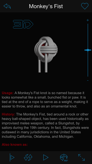 Knots 3D Screenshot