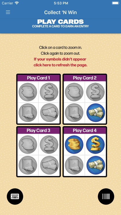 FL Lottery Collect N Win