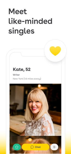 50 and over dating app