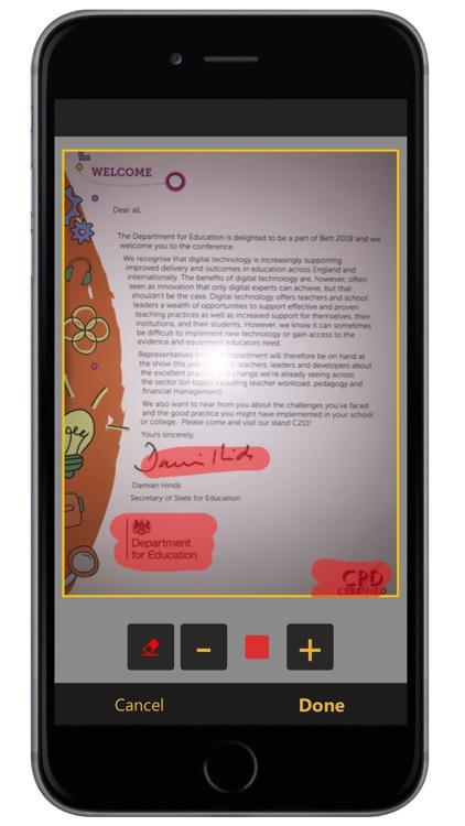 KNFB Reader screenshot-4