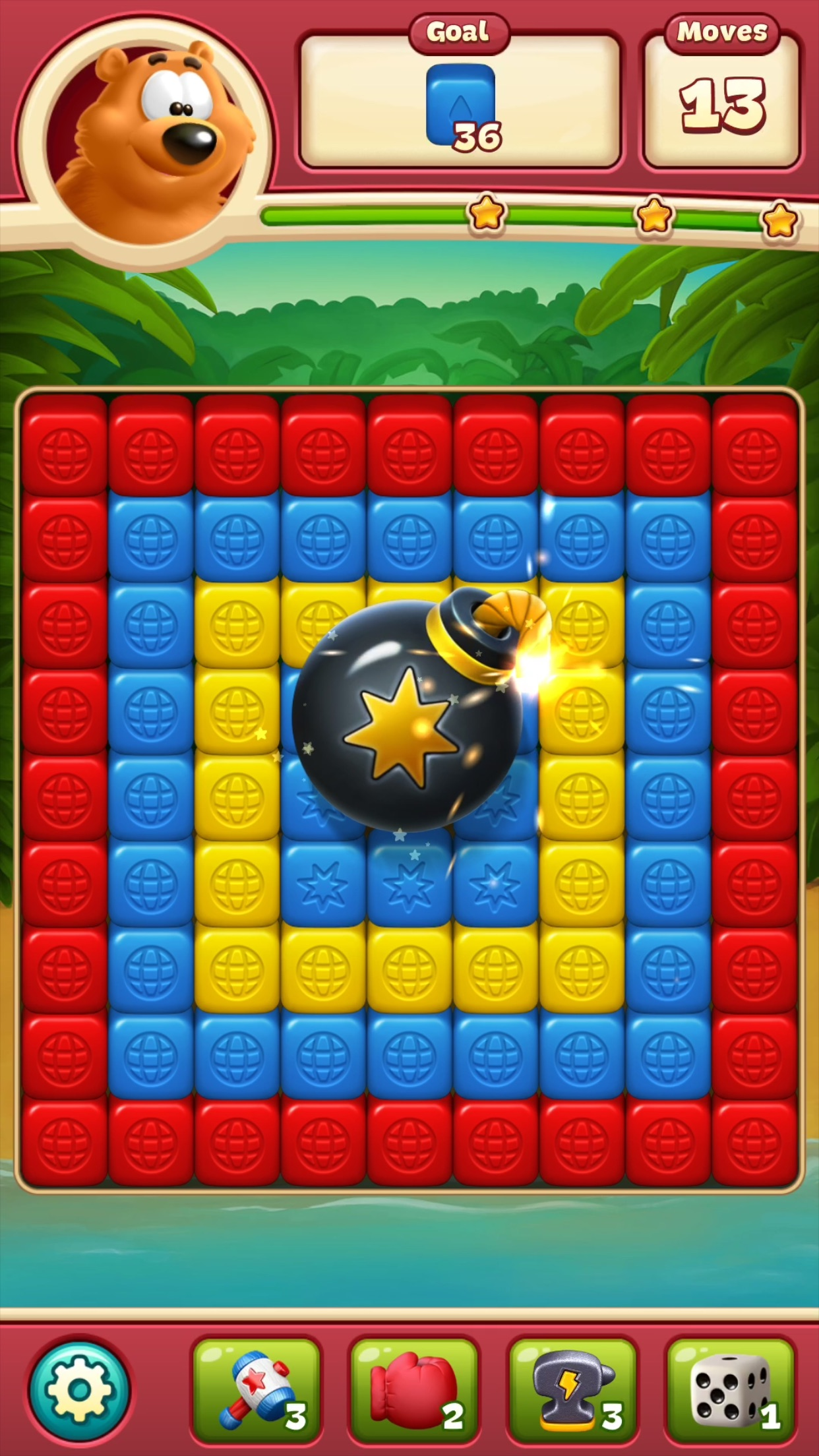 Toon Blast Screenshot