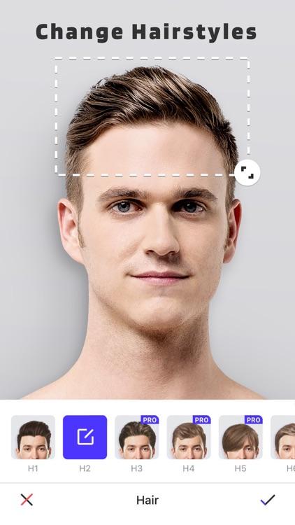 Body Editor : Manly Body&Hair screenshot-3